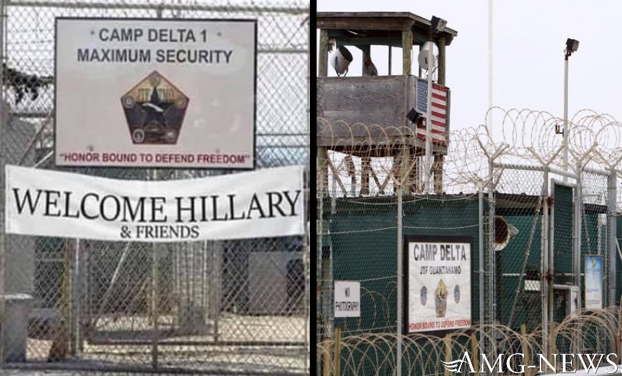 CIA, Deep State, Arrests, Military Tribunals & Guantanamo Bay (GITMO)- video